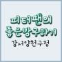피터팬강서양천도우미